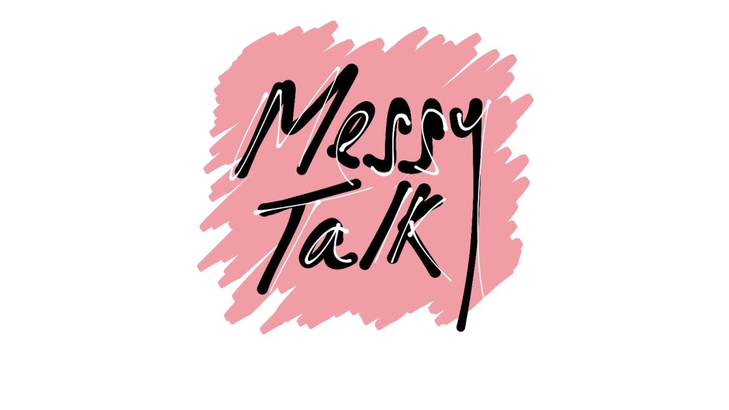 Messy Talk Logo white copy PS